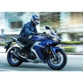 20代若者を中心に250ccスーパーバイクが売れているという。写真はヤマハ「YZF-R25」