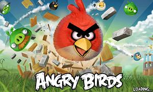 Angry Birds �X�N���[���V���b�g