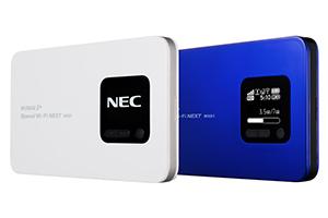 Speed Wi-Fi Next WX01
