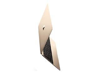 薄くて軽い! しかも液晶がきれい! 高級感あふれる12型MacBook