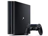 プレイステーション4 Pro HDD 1TB ジェット・ブラック CUH-7000BB01