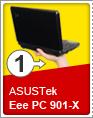1 ASUSTek�@Eee PC 901-X