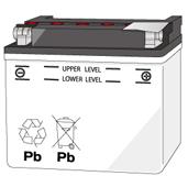 開放式(開放型)バッテリー