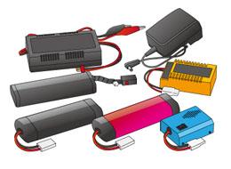 バッテリー・充電器・放電器
