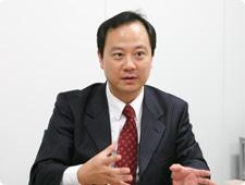 アスース・ジャパン 代表取締役社長 杜 啓宇(ケビン・ドゥ)さん