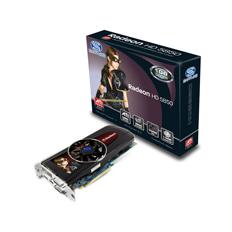 SAPPHIRE HD5850 1G GDDR5 PCI-E DUAL DVI-I/HDMI/DP Original (PCIExp 1GB)