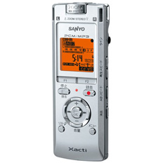 Xacti SOUND RECORDER ICR-PS511RM