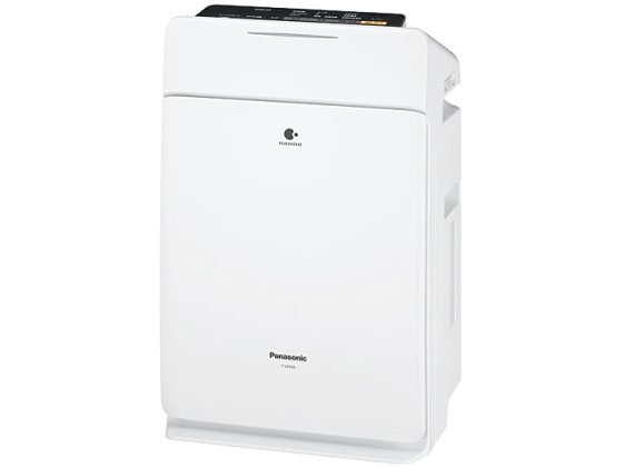 K0000136635  19500円 F VXF45 パナソニック 加湿空気清浄機 空清~21畳/加湿~13畳 ホワイト:nanoe+メガキャッチャーで除菌&パワフル集じん(ホワイト)