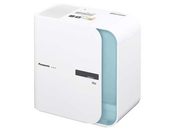 K0000138899 12800円FE KLF07 A ハイブリッド(加熱気化)式加湿機(ブルー):10年交換不要長寿命フィルター