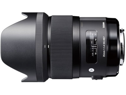 35mm F1.4 DG HSM [キヤノン用]
