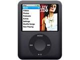 iPod nano MB261J/A ブラック (8GB)