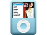 iPod nano MB249J/A ブルー (8GB)