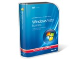 Windows Vista Business SP1 日本語版