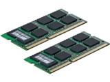 �o�b�t�@���[ D3N1066-1GX2 (SODIMM DDR3 PC3-8500 1GB 2���g)