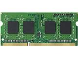 �G���R�� EV1066-N1GX2 (SODIMM DDR3 PC3-8500 1GB 2���g)