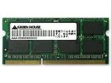 �O���[���n�E�X GH-DNT1066-1GF (SODIMM DDR3 PC3-8500 1GB)