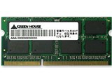 �O���[���n�E�X GH-DAT1066-2GB (SODIMM DDR3 PC3-8500 2GB Mac)