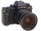 CONTAX Aria ボディ
