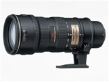 AF-S VR Zoom-Nikkor ED 70-200mm F2.8G(IF) [ブラック]