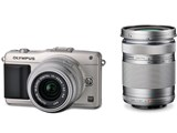 OLYMPUS PEN mini E-PM2 �_�u���Y�[���L�b�g