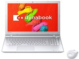 ���� dynabook T75 T75/T 2015�N�H�~���f��