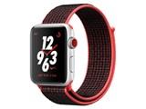 Apple Watch Nike+ Series 3 GPS+Cellularモデル 42mm スポーツループ