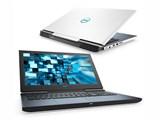 Dell G7 15 プラチナ Core i7 8750H・16GBメモリ・256GB SSD+1TB HDD・GTX 1060搭載 VRモデル