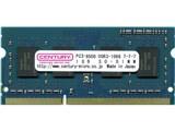 CENTURY MICRO CK1GX2-SOD3U1066 (SODIMM DDR3 PC3-8500 1GB 2���g)