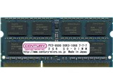 CENTURY MICRO CD2G-SOD3U1066M (SODIMM DDR3 PC3-8500 2GB Mac)