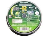 ABR25-4X10PW (BD-R 4倍速 10枚組)