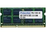 �v�����X�g�� PDN3/1066-4G (SODIMM DDR3 PC3-8500 4GB)