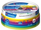 Verbatim DHR85HP25V1 (DVD-R DL 8�{�� 25���g)