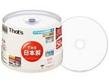 DR-C21WWY50BA (DVD-R DL 8�{�� 50���g)