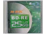 HIDISC BD-RE25G.1P (BD-RE 2倍速 1枚)