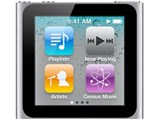 iPod nano MC526J/A [16GB シルバー]