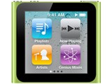 iPod nano MC690J/A [8GB グリーン]