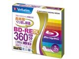 Verbatim VBE260NP5V1 [BD-RE DL 2�{�� 5���g]
