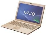 VAIO Xシリーズ VPCX13AKJ WWAN&WiMAX搭載モデル