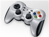 Logicool Wireless Gamepad F710 [シルバー]