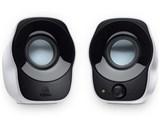Stereo Speakers Z120 Z120BW [�u���b�N&�z���C�g]