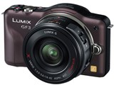 LUMIX DMC-GF3X-T 電動ズームレンズキット [センシュアルブラウン]