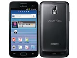 GALAXY S II LTE SC-03D [Dark Gray]