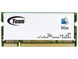 Team TAD34096M1066HC7-S 4GB [SODIMM DDR3 PC3-8500 4GB Mac]