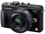 LUMIX DMC-GX1X-K レンズキット [エスプリブラック]