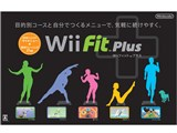 Wii Fit Plus バランスWiiボード(クロ)セット