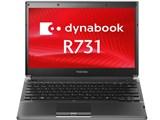dynabook R731 R731/C PR731CAAN3BA51