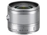 1 NIKKOR VR 6.7-13mm f/3.5-5.6 [シルバー]