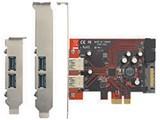 USB3.0R-P2H2-PCIE [USB3.0]