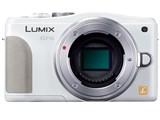 LUMIX DMC-GF6-W ボディ [ホワイト]