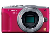 LUMIX DMC-GF6-R ボディ [レッド]